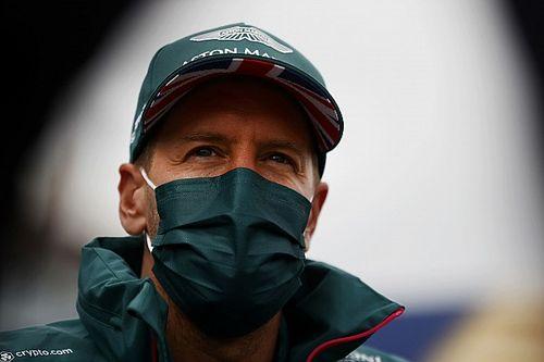 """Vettel: """"Sprint yarışını kazananların pole pozisyonunu kazanacak olması doğru değil"""""""
