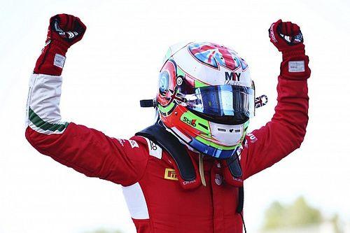 Dramatycznie w Formule 3