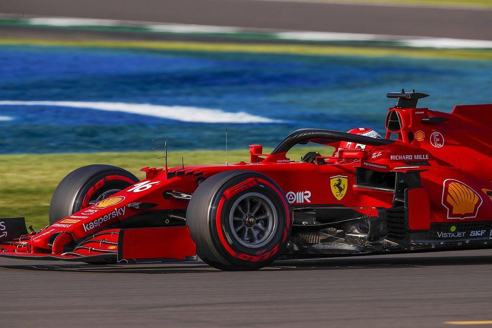 La Ferrari meglio del previsto, peccato per Sainz peggiore che in Q2