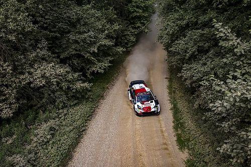 WRC Estonia: Rapid Rovanpera surges into comfortable lead