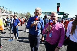 Damon Hill and Johnny Herbert to star in an 'in conversation with' London show