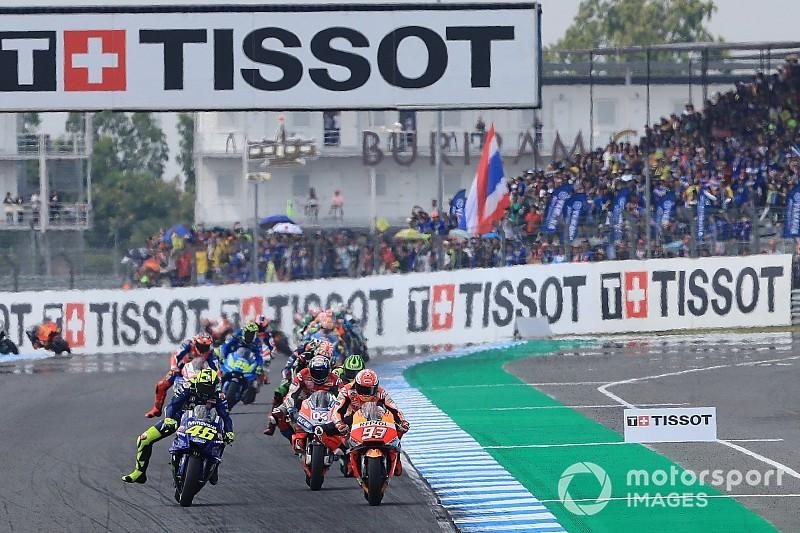 Galería: las mejores imágenes del Gran Premio de Tailandia