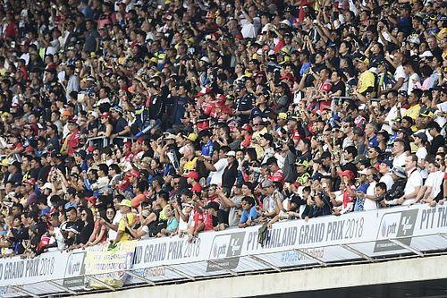 Fans Thailand tuai pujian dari Dovizioso