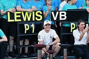 Bottas Rockyként készült fel az új F1-es szezonra