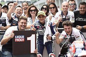 Mondiale Moto 3 2018: Martin campione, 9 punti tra Bezzecchi e Diggia per il 2° posto