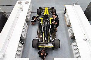 El equipo Renault F1 cambia de nombre y logo para 2019