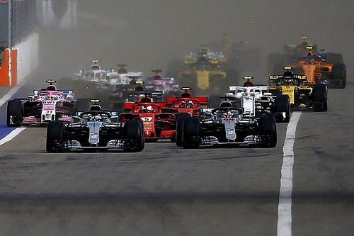 Hamilton nyerte az Orosz Nagydíjat Bottas és Vettel előtt: nagy bajban a Ferrari
