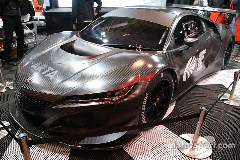 ARTAの高木真一、NSX GT3の第一印象は「富士で強そうな印象」
