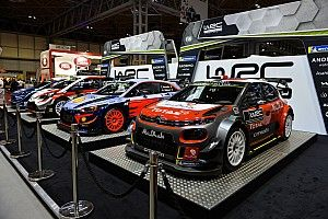 Live video from Autosport International 2019