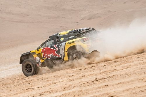 Loeb's co-driver enraged by Dakar roadbook inaccuracies