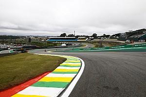 Liveblog Grand Prix van Brazilië - Woensdag