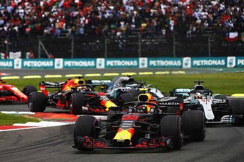 Formel 1 Mexiko 2018: Verstappen siegt, Hamilton ist Weltmeister