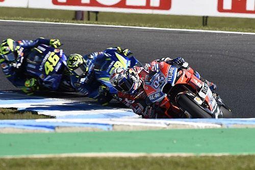 Vijf dingen die je moet weten over de MotoGP GP van Australië