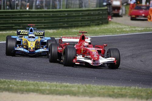 San Marino 2006: Schumacher supera a Senna y se venga de Alonso