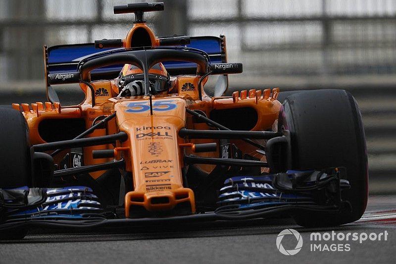"Sainz has ""a lot to analyse"" after McLaren F1 debut"