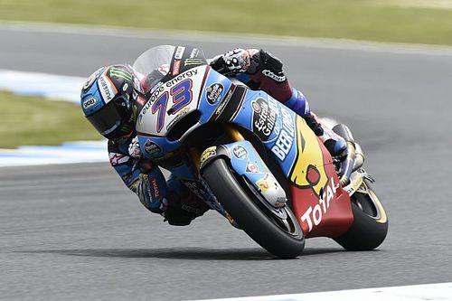 Moto2, Sepang, Libere 1: Marquez beffa Pasini, Bagnaia subito terzo