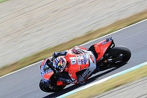 Motegi MotoGP: Dovizioso leads Marquez in warm-up