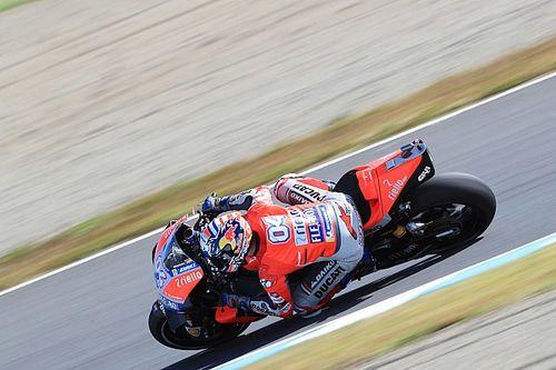 Motegi MotoGP: Dovizioso leads Marquez in warm-up