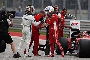 Vettel tak menyangka bisa tempel ketat Hamilton di kualifikasi