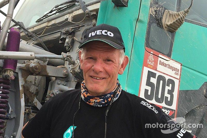 """Why running a top Dakar truck team is """"a full-time job"""""""