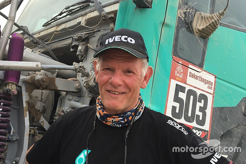 "Why running a top Dakar truck team is ""a full-time job"""