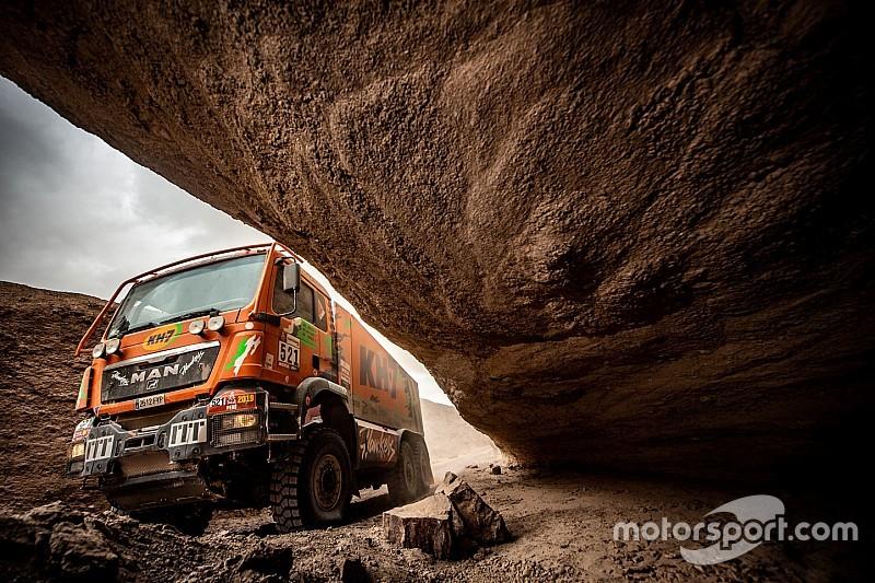 Fotos: las imágenes más destacadas de la penúltima jornada del Dakar 2019