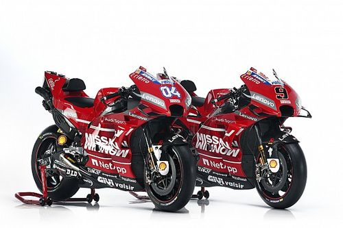 Veja as datas das apresentações das equipes da MotoGP para 2020