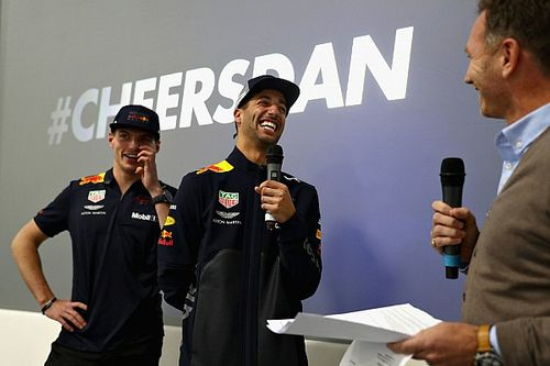 """Il saluto di Ricciardo alla Red Bull: """"Inizia un nuovo capitolo della mia carriera"""""""