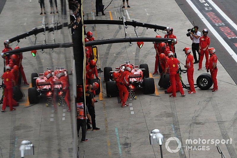 """Mercedes cree que Ferrari es favorito para ganar en Brasil tras su """"gran apuesta"""""""
