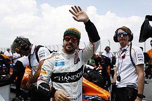 Alonso: 2020'de Formula 1'e dönebilirim