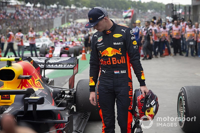 """Horner: Ocon """"lucky to get away with a push"""" in Verstappen row"""