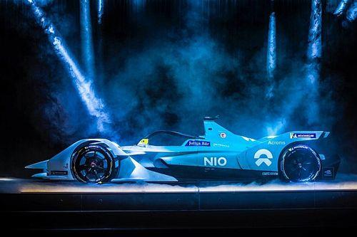 NIO bevestigt Dillmann als teamgenoot van Turvey voor Formule E-seizoen 2018-2019