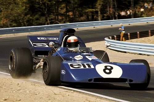 Gallery: All of Jackie Stewart's F1 race wins