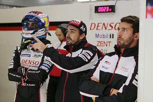 """Fernando Alonso schlägt Alarm: """"Im Renntrimm langsamer als Rebellion"""""""