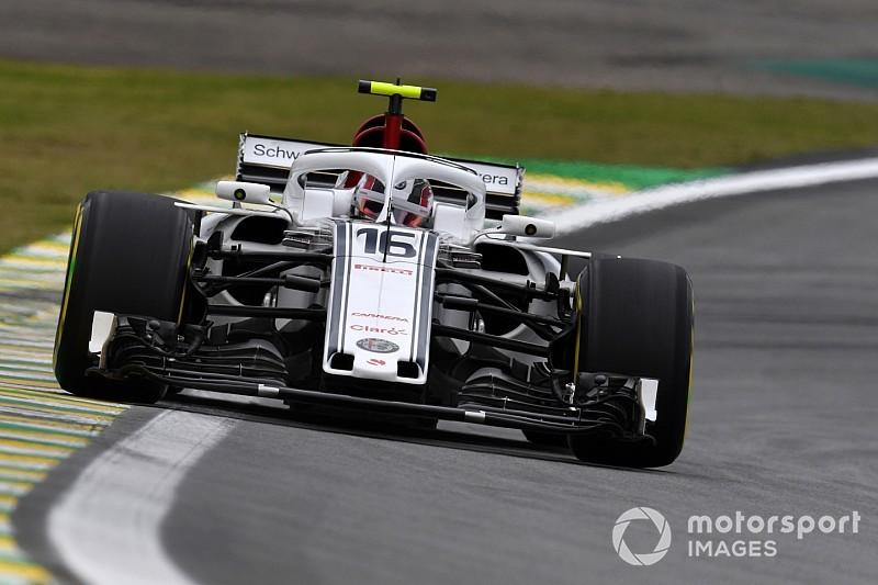 """Leclerc: Ser tido como futuro campeão é """"grande honra"""""""