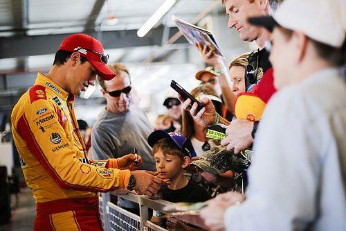 NASCAR president praises fans, hopes to 'go green' soon