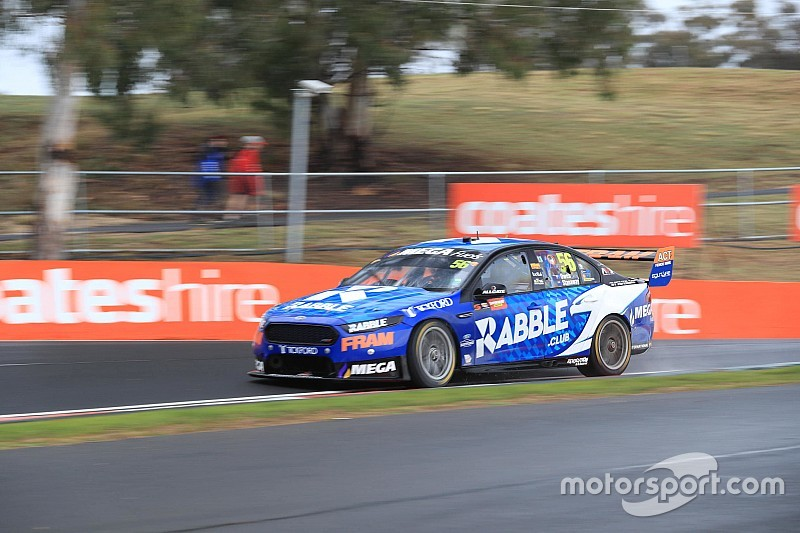 Bathurst 1000: Stanaway fastest in final Thursday session