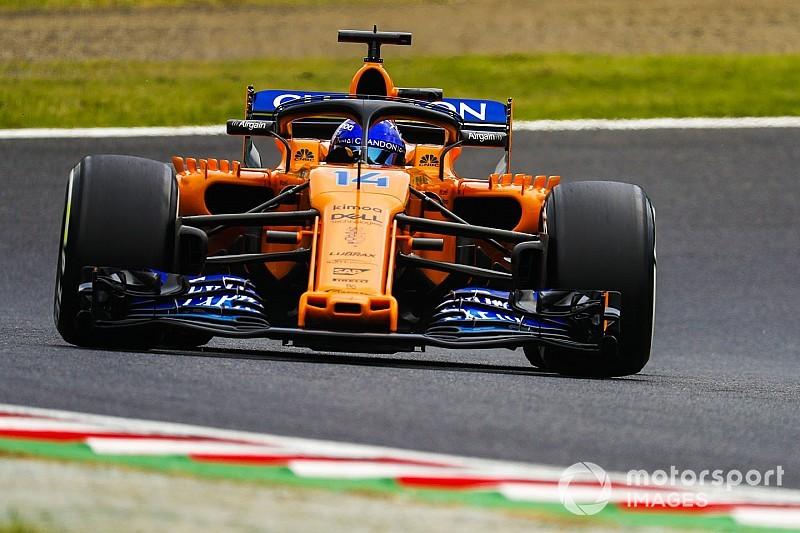 В McLaren опровергли слухи о том, что команда забыла заказать шины на Гран При Японии