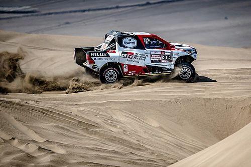 'Koppijn' voor Ten Brinke na derde etappe Dakar 2019