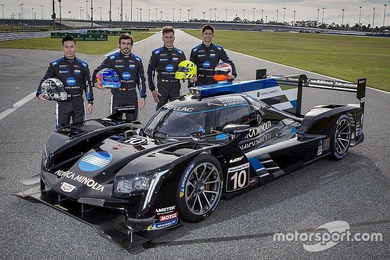 Kobayashi porta in vetta la Cadillac del team WTR nei test della 24 Ore di Daytona