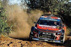 """Loeb espère être """"plus ou moins"""" dans le rythme des meilleurs"""