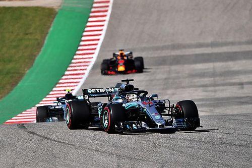 Hamilton: Mercedes teve vários problemas em Austin