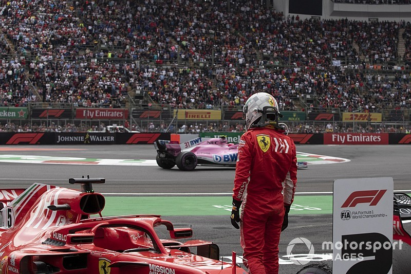 Vettel says 2018 could be his hardest F1 season yet