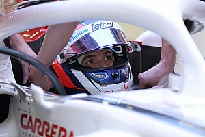 Кальдерон во второй раз за месяц проведет тесты машины Ф1