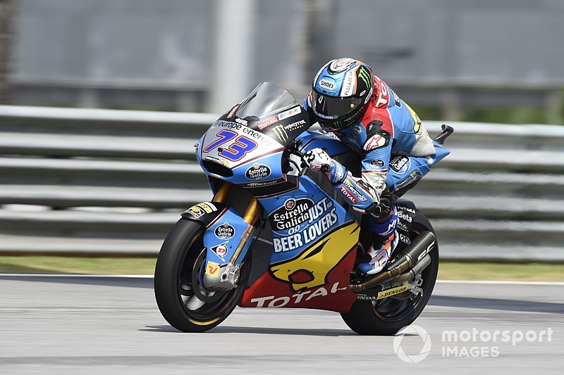 Márquez voa em Sepang e crava pole da Moto2 na Malásia