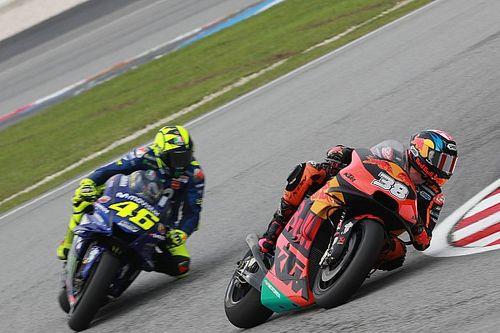 Гран При Малайзии MotoGP: стартовая решетка