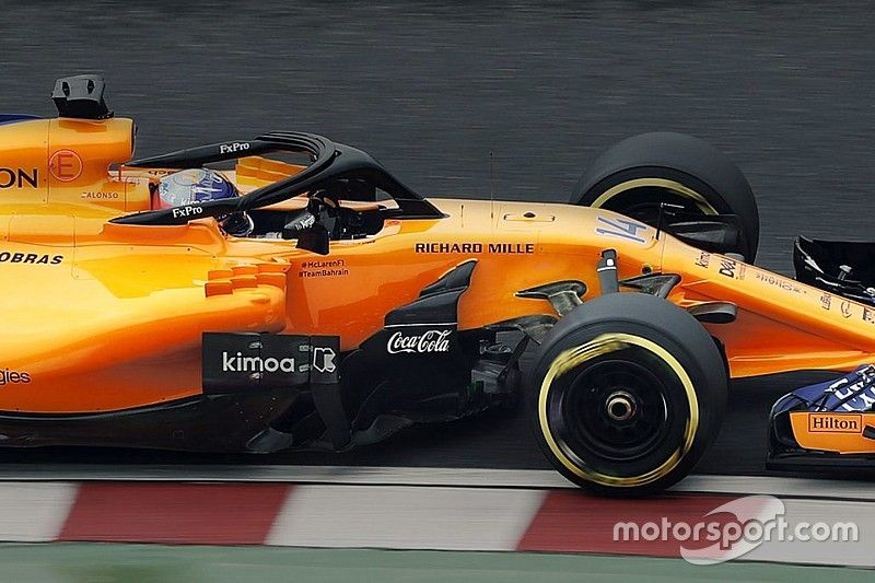 Coca-Cola será patrocinador de McLaren