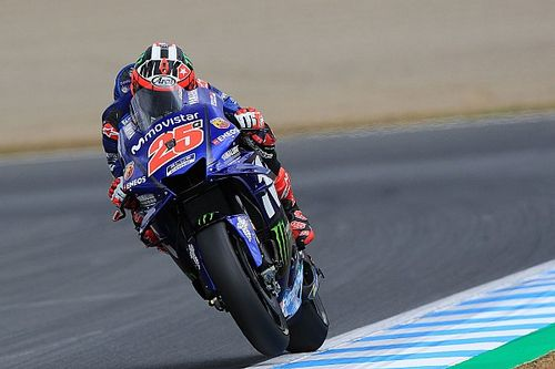 MotoGP FT1 in Australien: Yamaha-Bestzeit durch Maverick Vinales