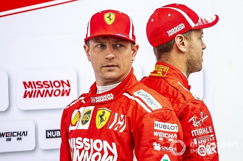 """Räikkönen : """"Inutile"""" de critiquer Vettel pour ses erreurs"""