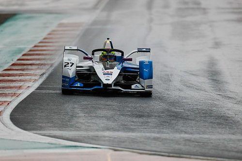 BMW rajai tes pramusim Formula E